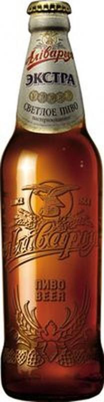 Пиво Аливария (Алiварыя)